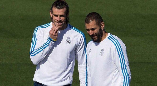 Зідан: Бейл та Бензема залишаться у Реалі