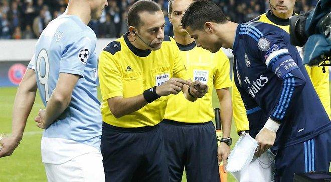 Реал – Баварія: Чакир розсудить матч 1/2 фіналу