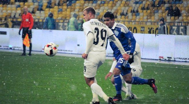 Опанасенко вероятно вылетел до конца сезона
