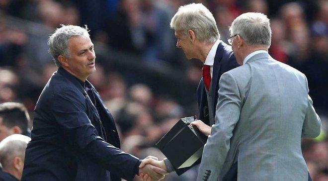 Манчестер Юнайтед – Арсенал: Венгер отримав подарунок від Фергюсона