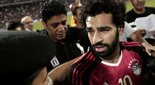 Салах конфликтует с Федерацией футбола Египта из-за своего изображения на самолете сборной