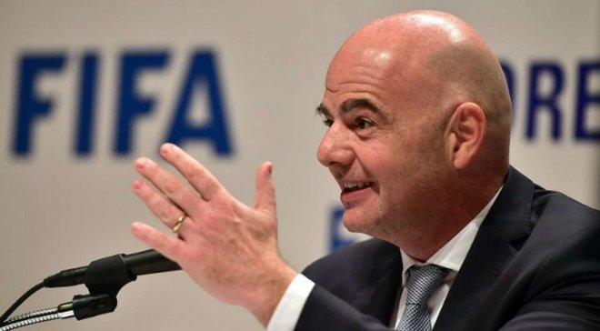 Президент ФІФА Інфантіно запропонував проводити міні-Кубок світу кожні 2 роки