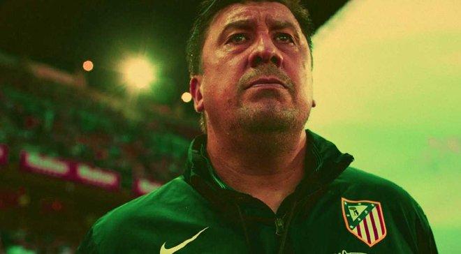 """""""А хто такий Бургос?"""" Він поборов рак і Венгера, принизив Моурінью та вивів Атлетіко у фінал Ліги Європи"""