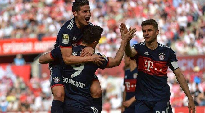 Кельн – Бавария – 1:3 – видео голов и обзор матча