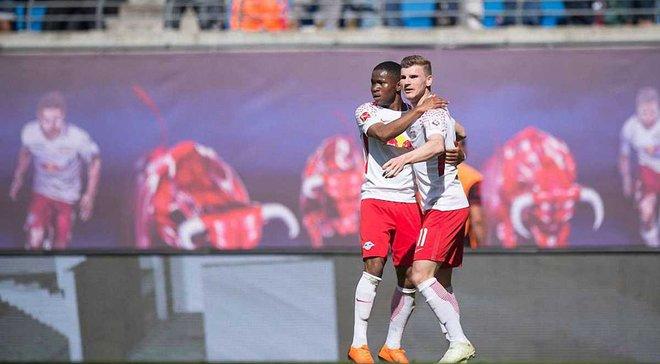 РБ Лейпциг – Вольфсбург – 4:1 – відео голів та огляд матчу