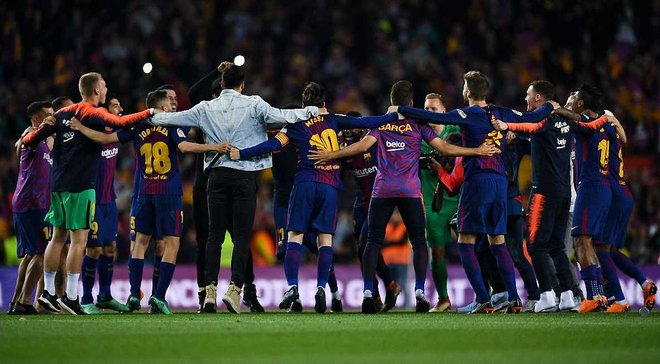 Барселона хоче заробити на трансфер Грізманна з продажу 8 гравців: хто у списку на вихід