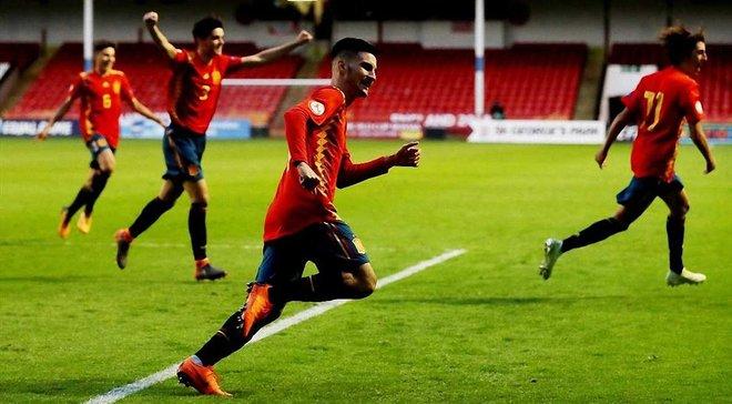 Евро-2018 U-17: Испания уничтожила Германию и вышла в четвертьфинал, Нидерланды справились с Сербией