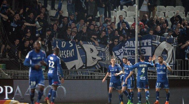 Страсбур – Ліон – 3:2 – відео голів та огляд матчу
