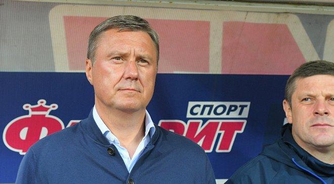 Хацкевич: Гра з Зорею показала, що в команди є характер