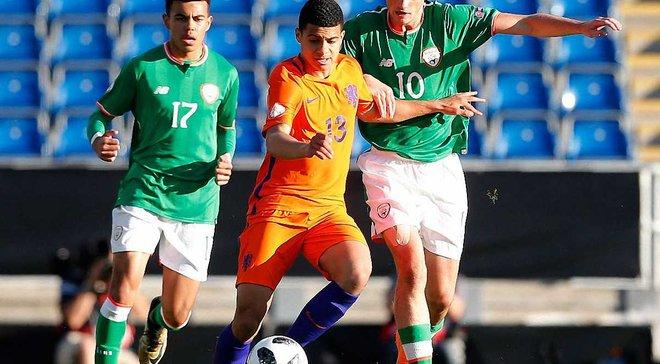 Евро-2018 U-17: Нидерланды драматично победили Ирландию и прошли в полуфинал