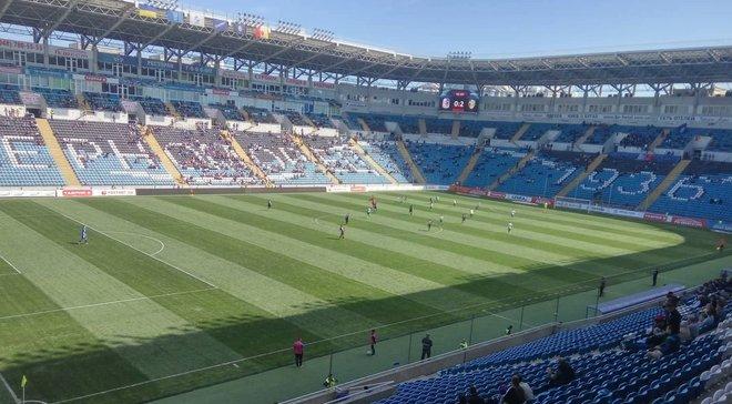 Наскільки комфортно ходити на матчі УПЛ: стадіон Чорноморець