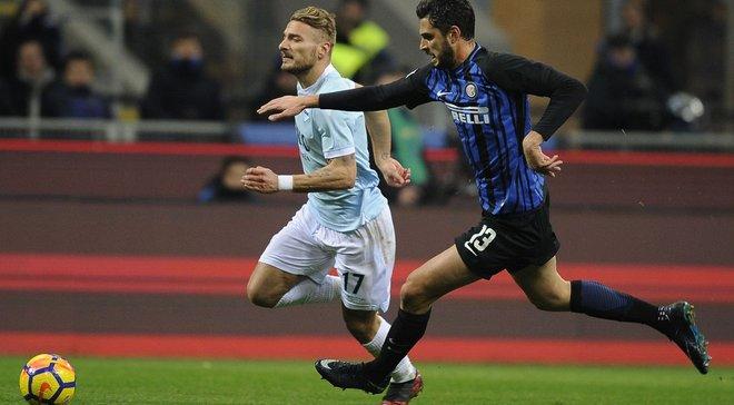 Лацио – Интер: прогноз на матч Серии А 2017/18