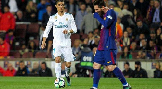 Мессі: Я не змагаюсь з Роналду, мене стимулює Реал у фіналі Ліги чемпіонів