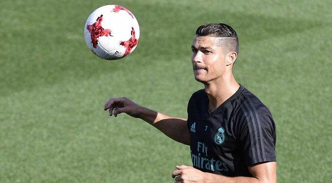 Роналду і Карвахаль повернулися в загальну групу Реала