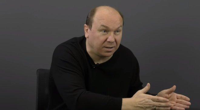 Леоненко: Я б ризикнув призначити Срну головним тренером Шахтаря