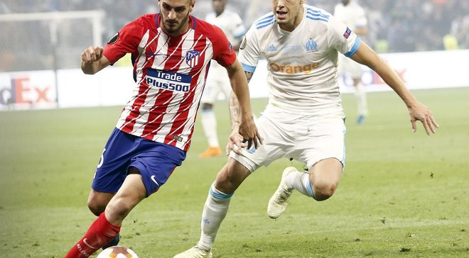 Марсель – Атлетіко – 0:3 – відео голів та огляд матчу