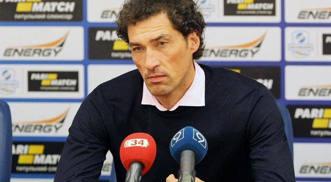Михайленко: Я розраховую на досвідчених футболістів у Першій лізі