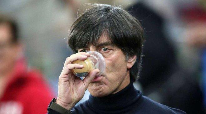 Льов прокоментував продовження контракту із збірною Німеччини