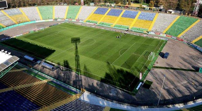 УПЛ не забороняла Вересу проводити матч проти Маріуполя на стадіоні Україна