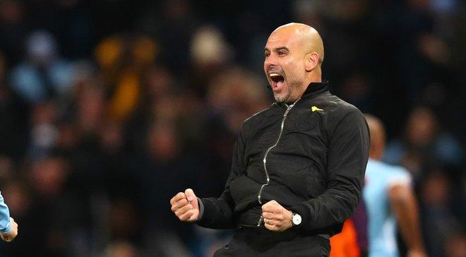Гвардиола удивил болельщика Манчестер Сити необычным сувениром