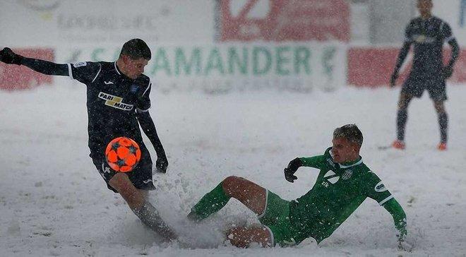 Карпати пропонують відмінити зимові матчі УПЛ