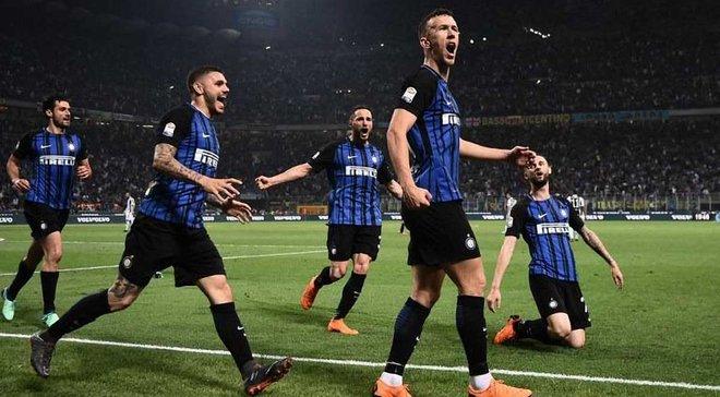 Интер представил домашнюю форму на сезон 2018/19