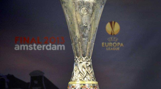 Марсель – Атлетико: кубок Лиги Европы доставлен на стадион