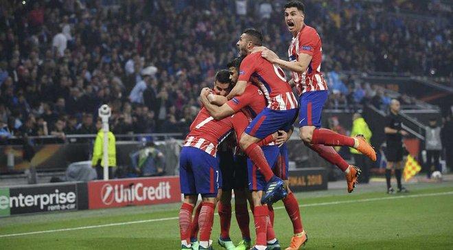 Марсель – Атлетико – 0:3: как это было