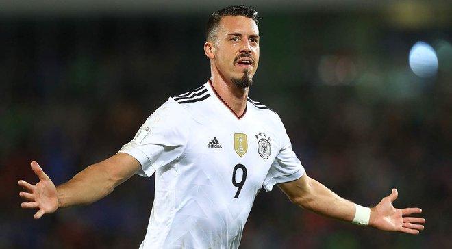 Сандро Вагнер завершил выступления за сборную Германии