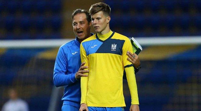 Соболь и Малиновский могут прибыть в сборную Украины с опозданием