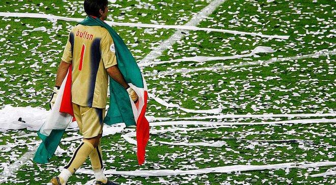 """""""Щось в італійському футболі пішло не так"""". Буффон дав відверте інтерв'ю Піке"""