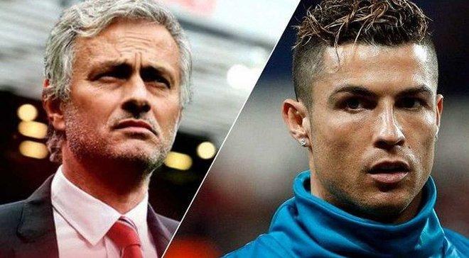 Моурінью відверто оцінив можливість трансферу Роналду з Реала та шанси очолити Португалію