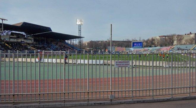Санин: Хотим провести матчи квалификации ЛЕ в Мариуполе