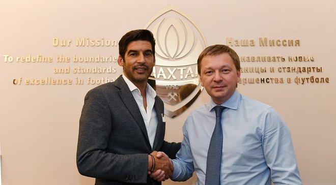 Фонсека прокоментував продовження контракту з Шахтарем