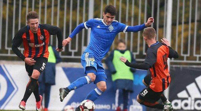 Динамо U-21 – Шахтер U-21: прямая трансляция решающего матча за чемпионство