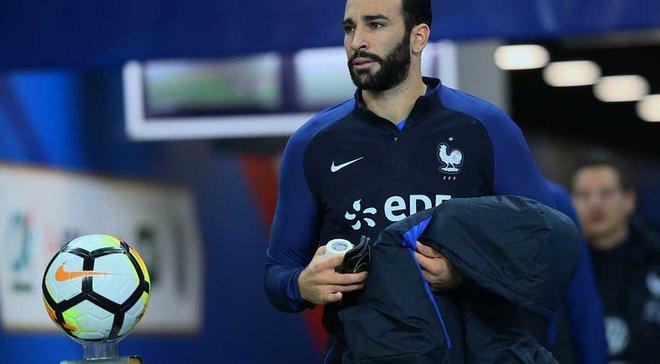 Рамі: Місце в заявці збірної Франції я ні в кого не крав