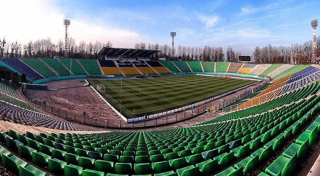Верес – Маріуполь: УПЛ підтвердила проведення матчу на стадіоні Україна