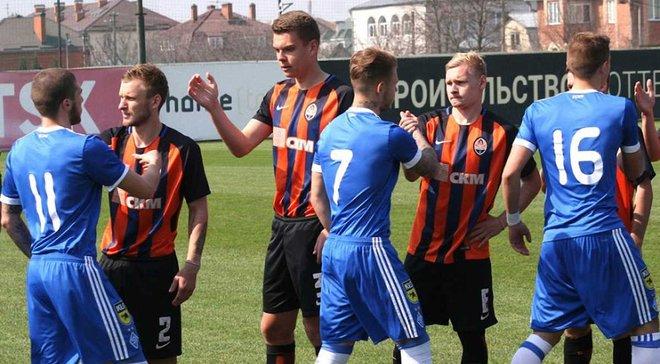 Динамо U-21 – Шахтар  U-21: на матч прибув скаут Фіорентини