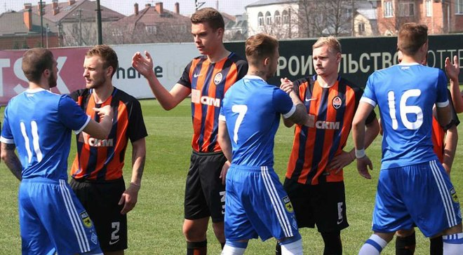 Динамо U-21 – Шахтер U-21: на матч прибыл скаут Фиорентины