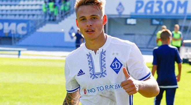 Динамо U-21 – Шахтер U-21: Леднев ударом в стиле Роналду открыл счет