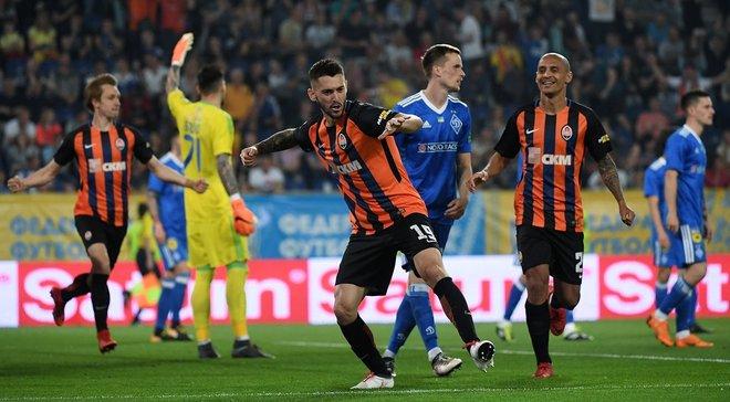 Динамо – Шахтар: матч вперше транслюватиметься у Фейсбук