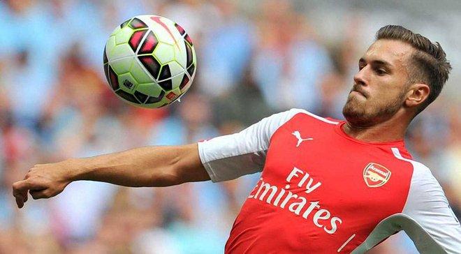 Ремзі – найкращий гравець Арсенала за підсумками сезону