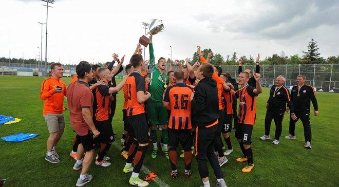 Главные новости футбола 18 мая: Шахтер U-21 стал чемпионом Украины, Матвиенко может перейти в Эмполи