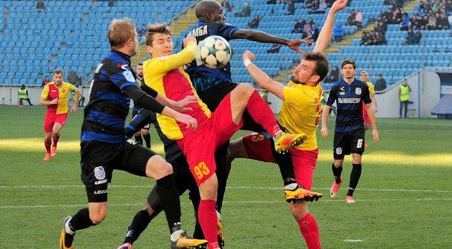 Чорноморець – Зірка: анонс матчу