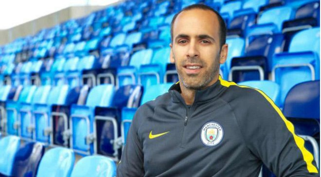 Экс-аналитик Манчестер Сити Педру Маркеш стал техническим директором Бенфики