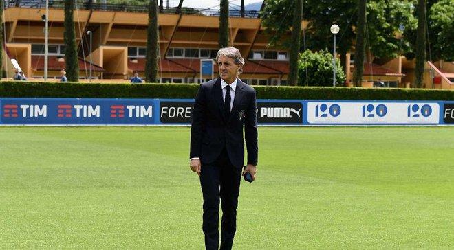 Манчини: Италия должна бороться за победу на Евро-2020
