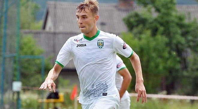 Карпати – Сталь: Лебеденко забив дебютний гол в УПЛ