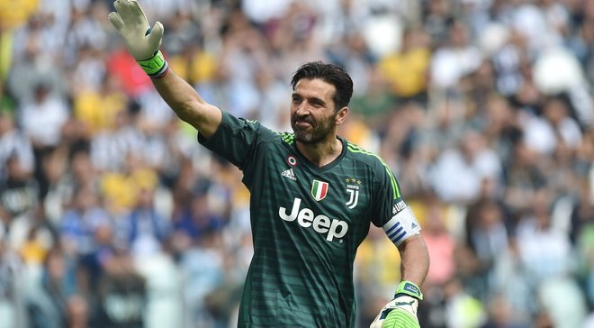 Ювентус виграв у Верони в останньому матчі Буффона за клуб