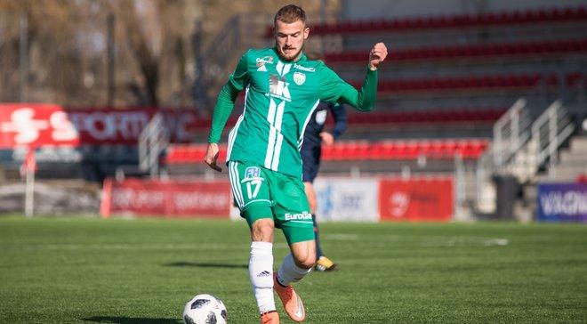 Дебелко забил в Кубке Эстонии и принес Левадии трофей