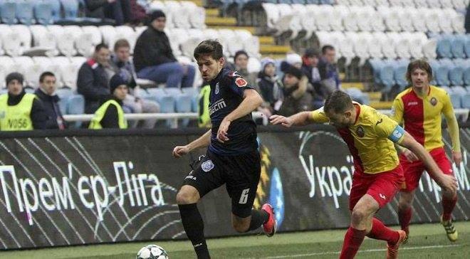 Черноморец минимально справился с Зиркой – обе команды сыграют в переходных матчах, Александрия уверенно одолела Олимпик